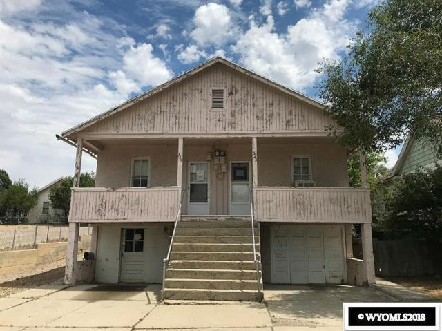 319-321-323 I Street, Rock Springs, WY 82901 (MLS #20184960) :: RE/MAX The Group