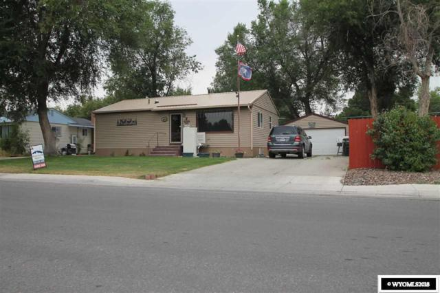 1110 E Pershing, Riverton, WY 82501 (MLS #20184988) :: RE/MAX The Group