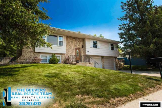 1561 Manor Drive, Casper, WY 82609 (MLS #20184993) :: RE/MAX The Group