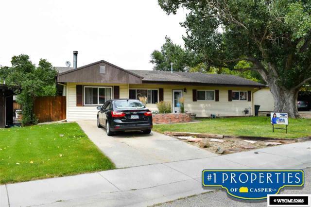 35 Mesa Verde, Glenrock, WY 82637 (MLS #20185002) :: Lisa Burridge & Associates Real Estate