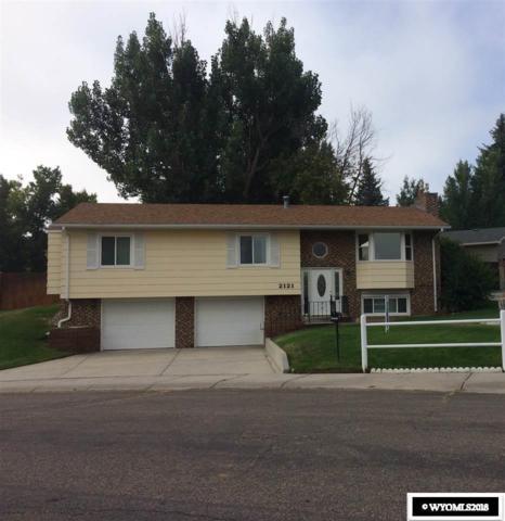 2121 Valcaro Road, Casper, WY 82604 (MLS #20185005) :: Real Estate Leaders
