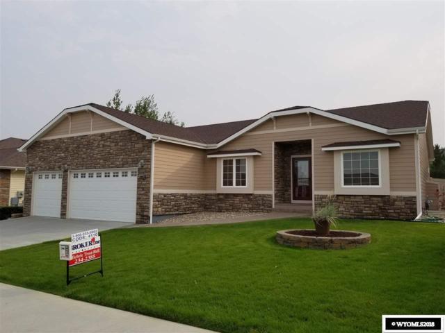 6192 Coronado Drive, Casper, WY 82609 (MLS #20185030) :: Lisa Burridge & Associates Real Estate