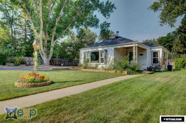 1808 S Walnut Street, Casper, WY 82601 (MLS #20185050) :: Real Estate Leaders