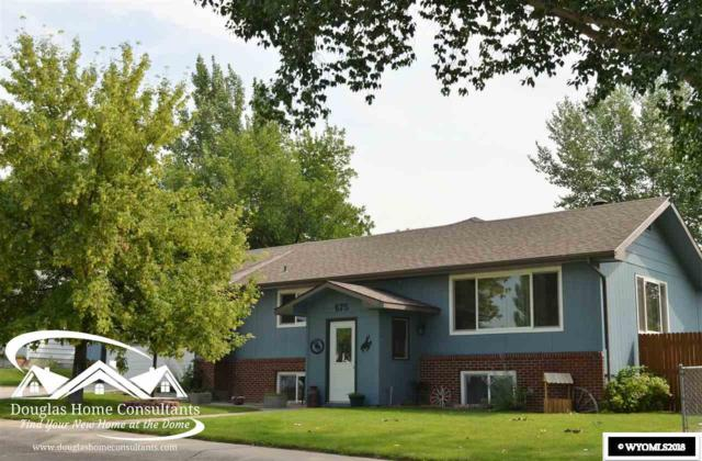 675 Longview Drive, Douglas, WY 82633 (MLS #20185054) :: Lisa Burridge & Associates Real Estate