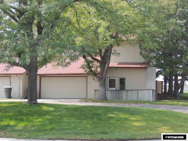 910 Devonshire Place, Casper, WY 82609 (MLS #20185061) :: Lisa Burridge & Associates Real Estate