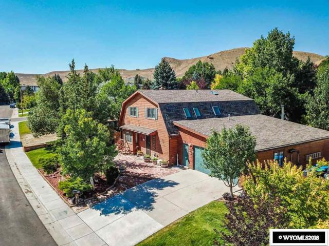 1155 Church View Street, Green River, WY 82935 (MLS #20185078) :: Real Estate Leaders