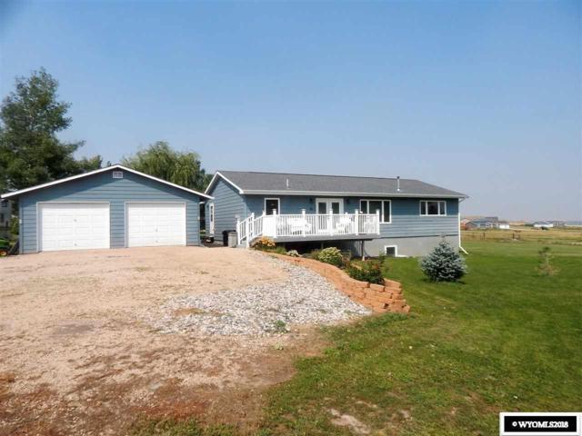 10 Valley Drive, Douglas, WY 82633 (MLS #20185083) :: Real Estate Leaders