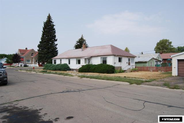 1100 Cedar Ave., Kemmerer, WY 83101 (MLS #20185085) :: RE/MAX The Group