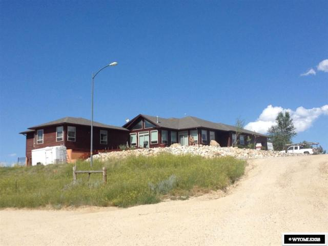 630 Summit Drive, Buffalo, WY 82834 (MLS #20185096) :: RE/MAX The Group