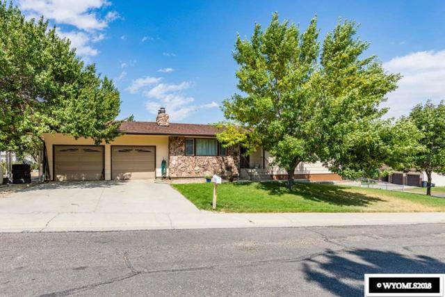 805 Easy Circle, Green River, WY 82901 (MLS #20185098) :: RE/MAX The Group