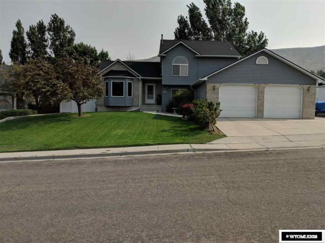 1200 Kentucky St, Green River, WY 82935 (MLS #20185101) :: RE/MAX The Group