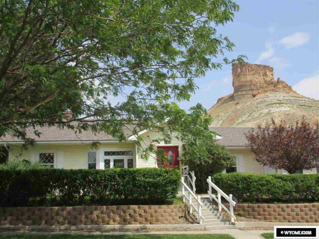484 West Flaming Gorge Way, Green River, WY 82935 (MLS #20185120) :: RE/MAX The Group