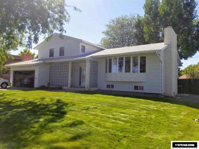 504 S 19th Street, Worland, WY 82401 (MLS #20185136) :: Lisa Burridge & Associates Real Estate