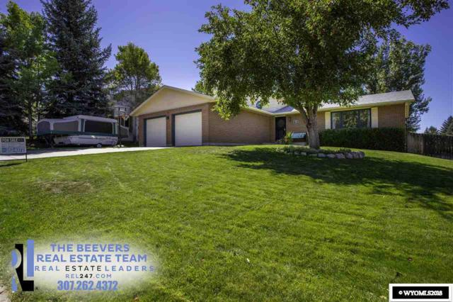 1930 Kingsbury Drive, Casper, WY 82609 (MLS #20185149) :: Lisa Burridge & Associates Real Estate