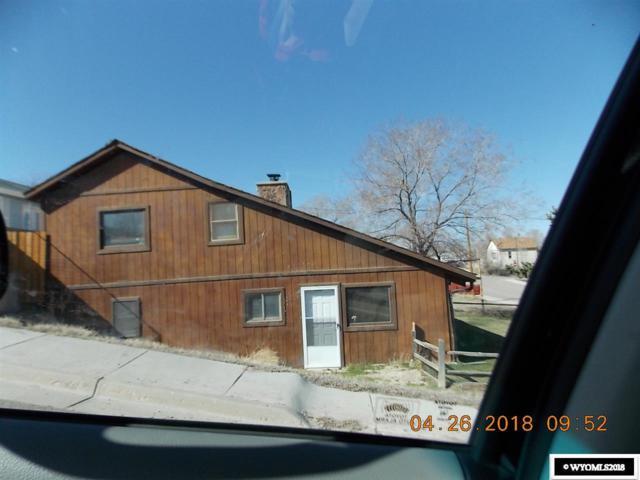 700 3rd Ave West, Rock Springs, WY 82901 (MLS #20185159) :: Lisa Burridge & Associates Real Estate