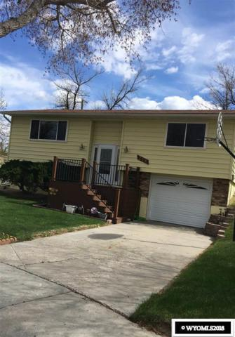 218 S 6th Street, Glenrock, WY 82637 (MLS #20185194) :: RE/MAX The Group