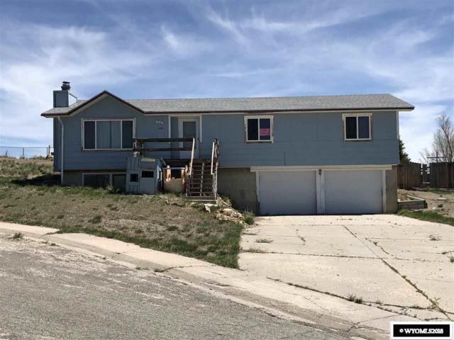 1008 Mica Court, Hanna, WY 82327 (MLS #20185196) :: Real Estate Leaders