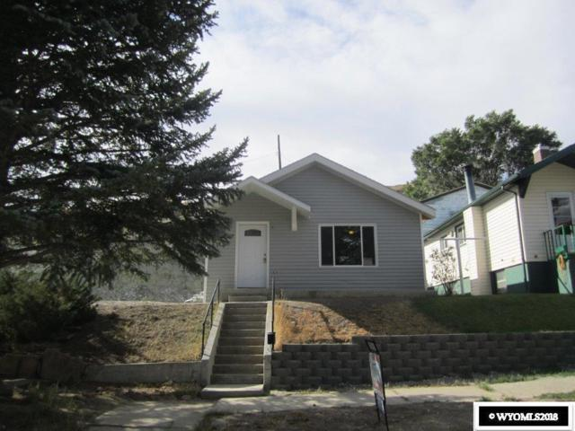 401 N 1St E Street, Green River, WY 82935 (MLS #20185203) :: Lisa Burridge & Associates Real Estate