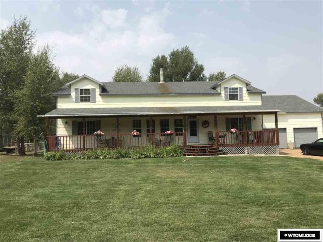 206 Evans Avenue, Elk Mountain, WY 82324 (MLS #20185205) :: Lisa Burridge & Associates Real Estate