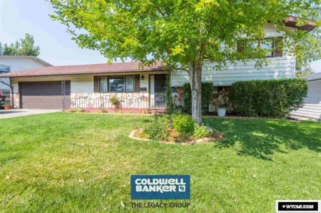 1240 Linda Vista Drive, Casper, WY 82609 (MLS #20185211) :: Real Estate Leaders