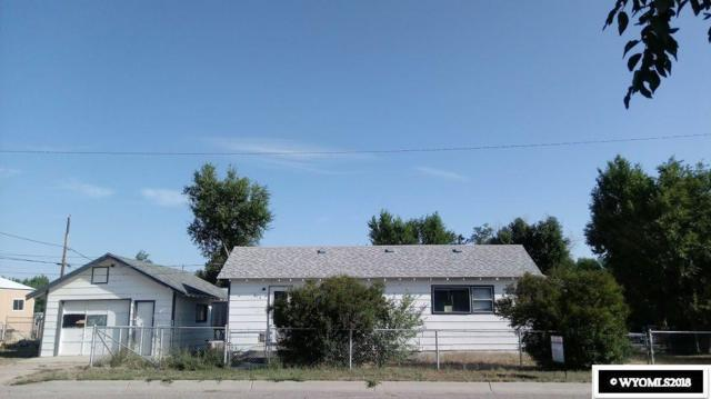 220 First Street, Evansville, WY 82636 (MLS #20185280) :: RE/MAX The Group