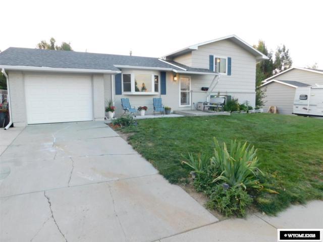 1882 Breck Avenue, Casper, WY 82604 (MLS #20185281) :: Real Estate Leaders
