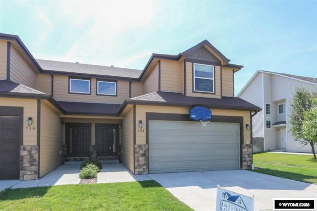 731 6th, Evansville, WY 82636 (MLS #20185295) :: RE/MAX The Group