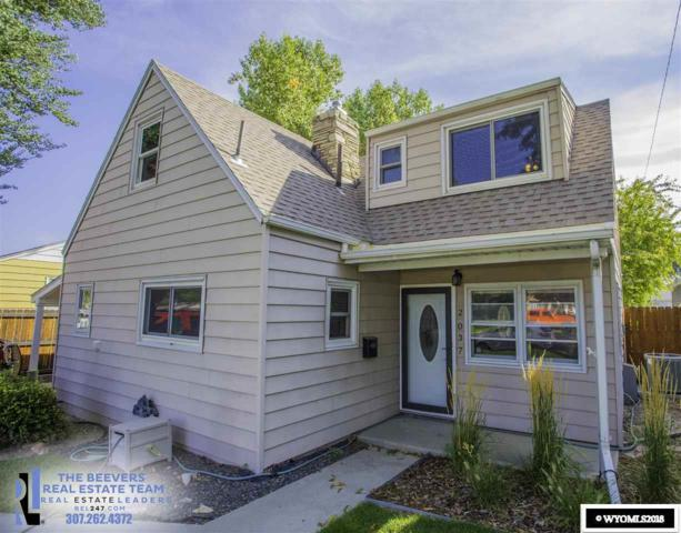 2037 S Poplar Street, Casper, WY 82601 (MLS #20185300) :: Lisa Burridge & Associates Real Estate