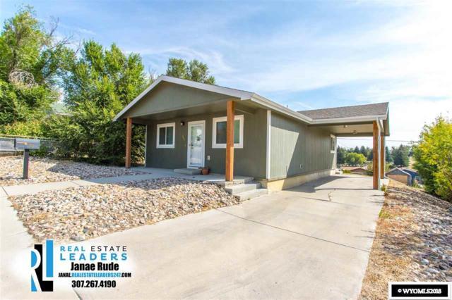913 S Melrose, Casper, WY 82609 (MLS #20185305) :: Real Estate Leaders