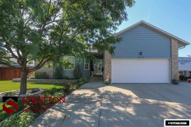 5518 Mountain Way, Casper, WY 82601 (MLS #20185314) :: RE/MAX The Group