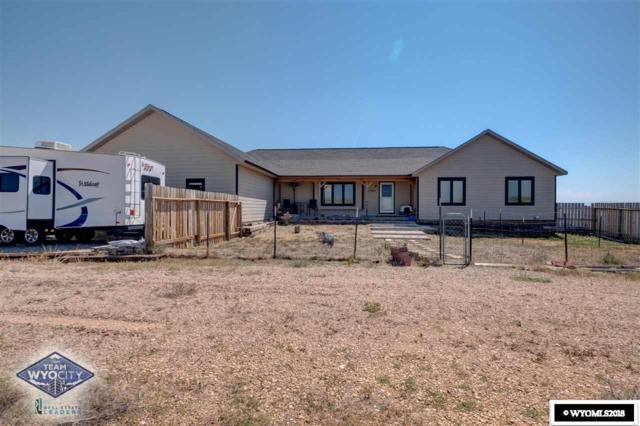 11303 Ridgeview Road, Evansville, WY 82636 (MLS #20185318) :: RE/MAX The Group