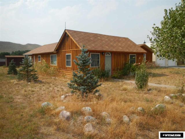 302 N 1st Street, Dubois, WY 82513 (MLS #20185334) :: RE/MAX The Group