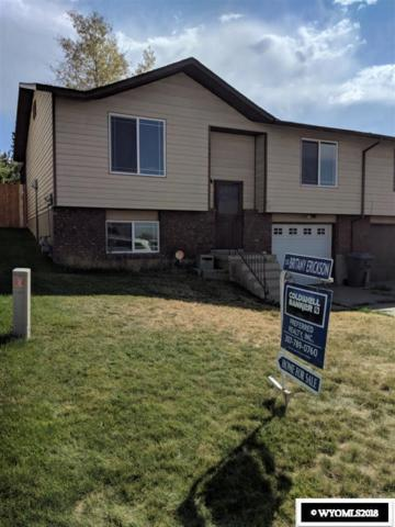 117 Barrett Ave., Evanston, WY 82930 (MLS #20185338) :: RE/MAX The Group
