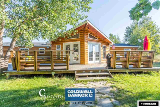 42 Monkey Mountain Rd, Glenrock, WY 82637 (MLS #20185348) :: RE/MAX The Group