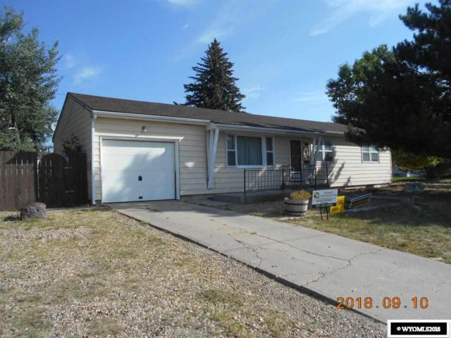 503 E Murray Street, Rawlins, WY 82301 (MLS #20185357) :: RE/MAX The Group