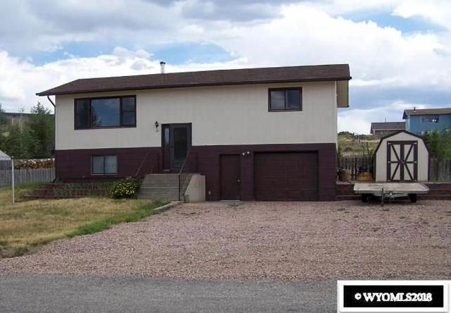 121 Airport Ave., Saratoga, WY 82331 (MLS #20185376) :: RE/MAX The Group