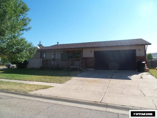 234 Tomahawk Dr., Evanston, WY 82930 (MLS #20185386) :: Real Estate Leaders