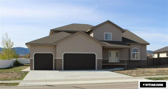 4429 E 21st Street, Casper, WY 82609 (MLS #20185398) :: Lisa Burridge & Associates Real Estate