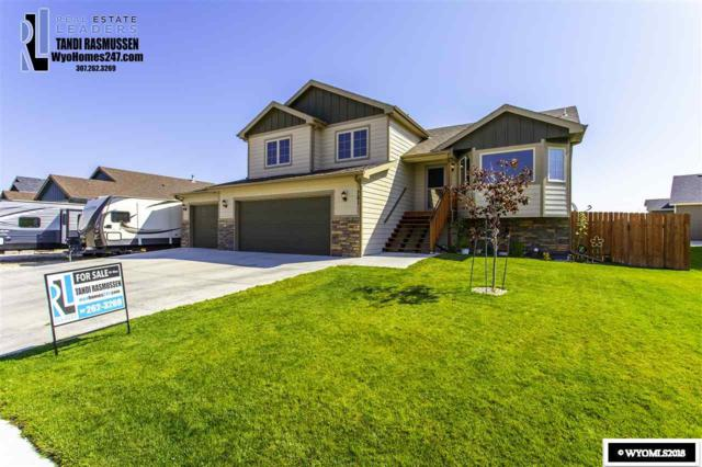 761 Whipsaw, Evansville, WY 82636 (MLS #20185408) :: Real Estate Leaders