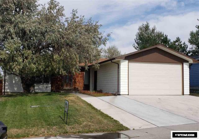 3527 Partridge Lane, Casper, WY 82604 (MLS #20185411) :: Lisa Burridge & Associates Real Estate