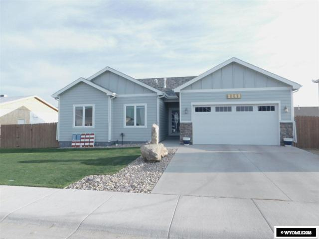 2143 Kalina Trail, Bar Nunn, WY 82601 (MLS #20185441) :: Lisa Burridge & Associates Real Estate