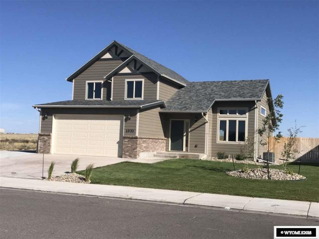 1830 Zuni Trail, Bar Nunn, WY 82601 (MLS #20185469) :: Lisa Burridge & Associates Real Estate
