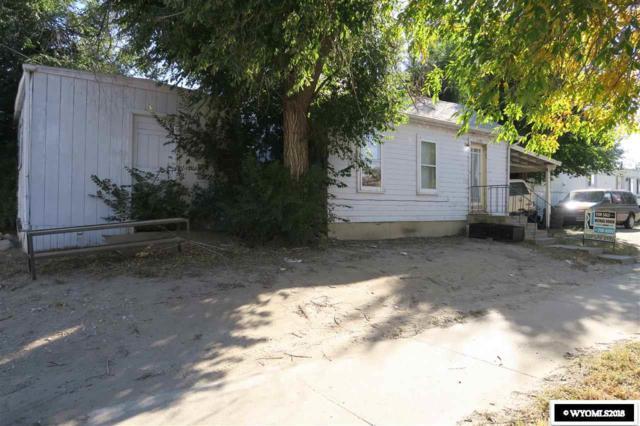 1119 E 1st Street, Casper, WY 82601 (MLS #20185487) :: Real Estate Leaders
