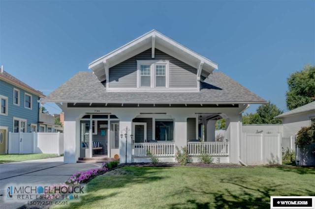 736 S Beech Street, Casper, WY 82601 (MLS #20185495) :: Real Estate Leaders