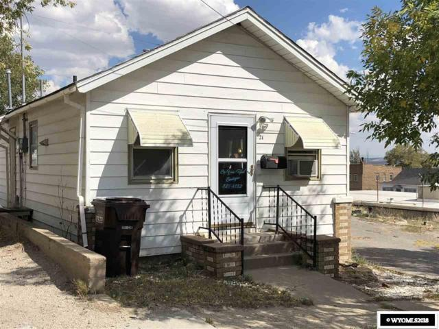 211 1st Street, Rawlins, WY 82301 (MLS #20185512) :: Lisa Burridge & Associates Real Estate