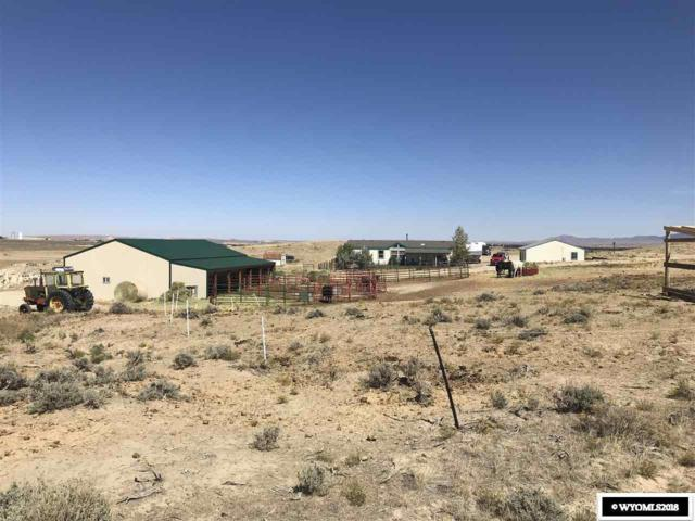 37 B County Road 387, Saratoga, WY 82331 (MLS #20185513) :: Real Estate Leaders