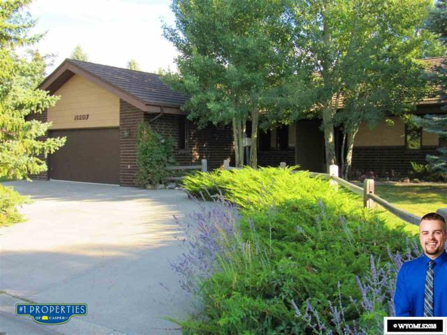 1909 Rustic Drive, Casper, WY 82609 (MLS #20185516) :: Lisa Burridge & Associates Real Estate