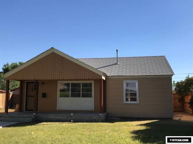 105 E Adams, Riverton, WY 82501 (MLS #20185517) :: Real Estate Leaders