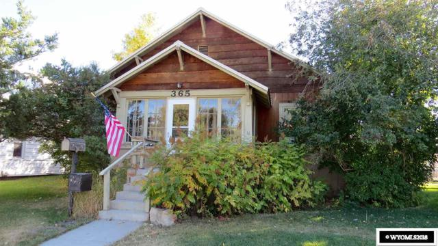365 Washakie Street, Lander, WY 82520 (MLS #20185519) :: Real Estate Leaders