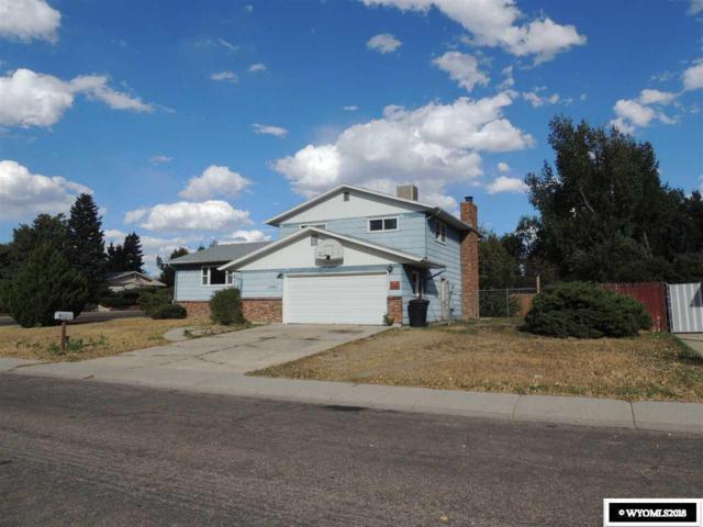 1501 Manor Drive, Casper, WY 82609 (MLS #20185526) :: Real Estate Leaders